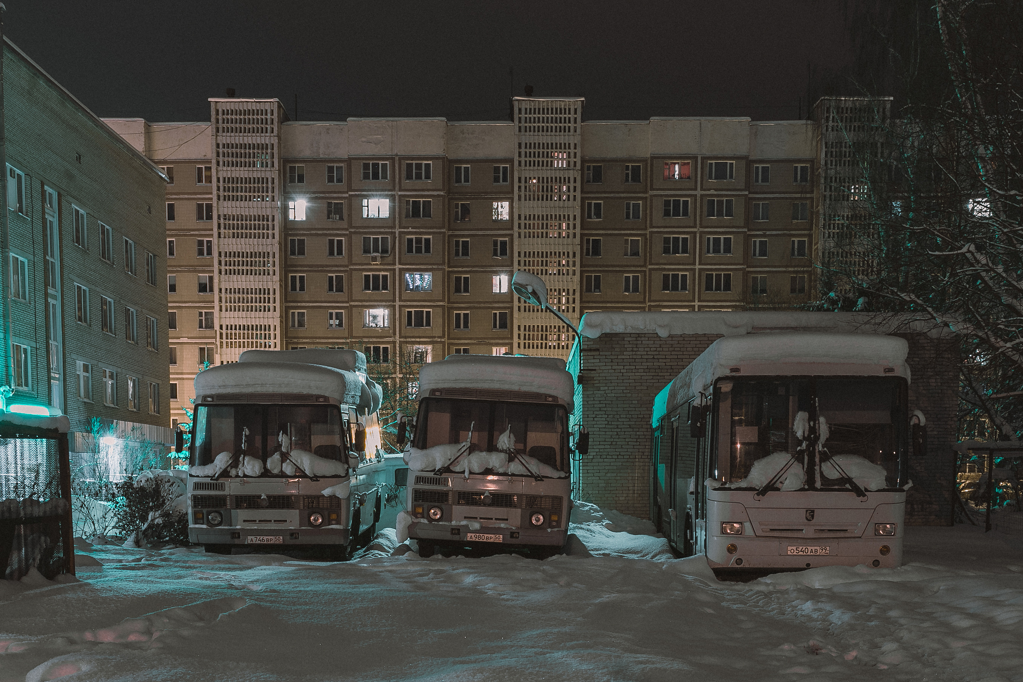 Sergey Lapshin urban