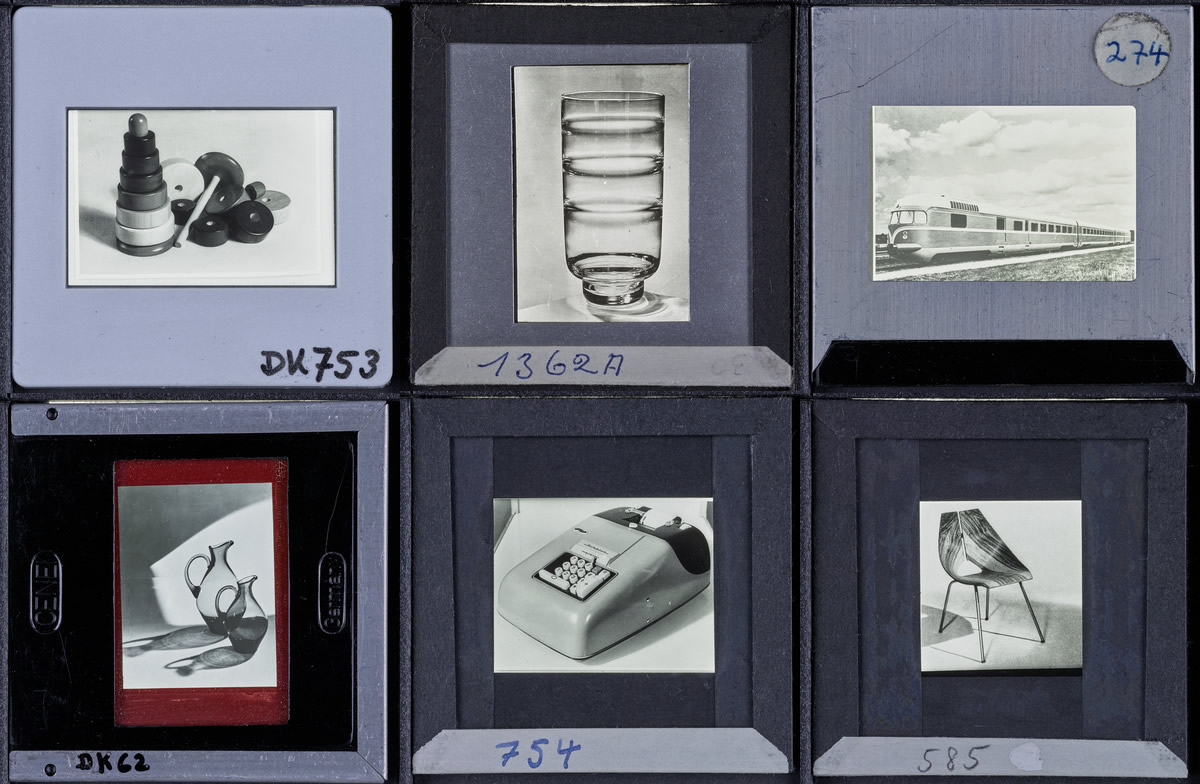 Tesori d'archivio: il design tedesco dagli anni '50 agli anni '80