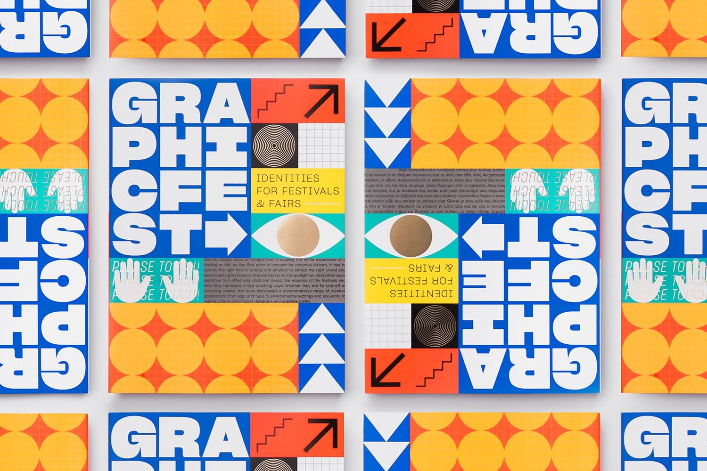 Graphic Fest: un libro dedicato all'identità visiva di festival e fiere