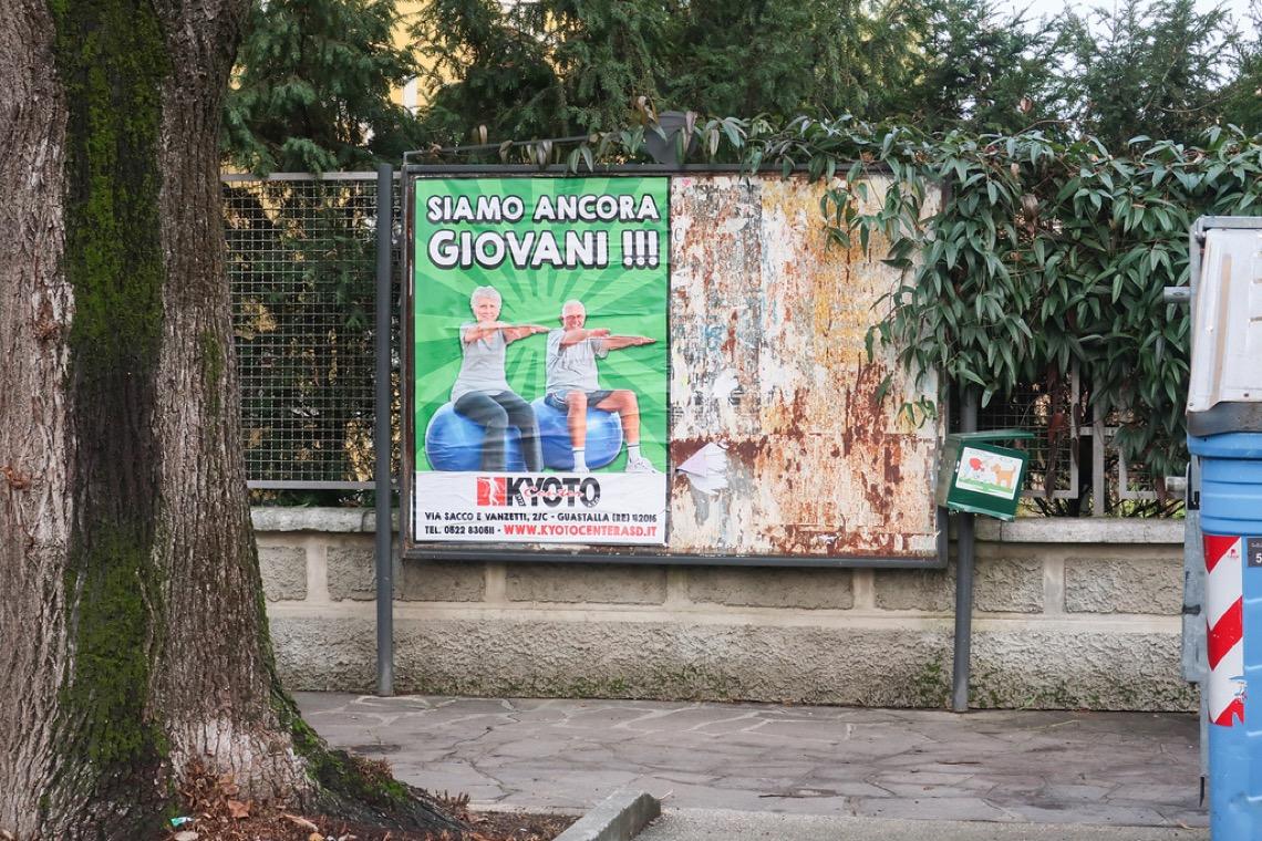 Alessandro Venerandi invecchiare 1