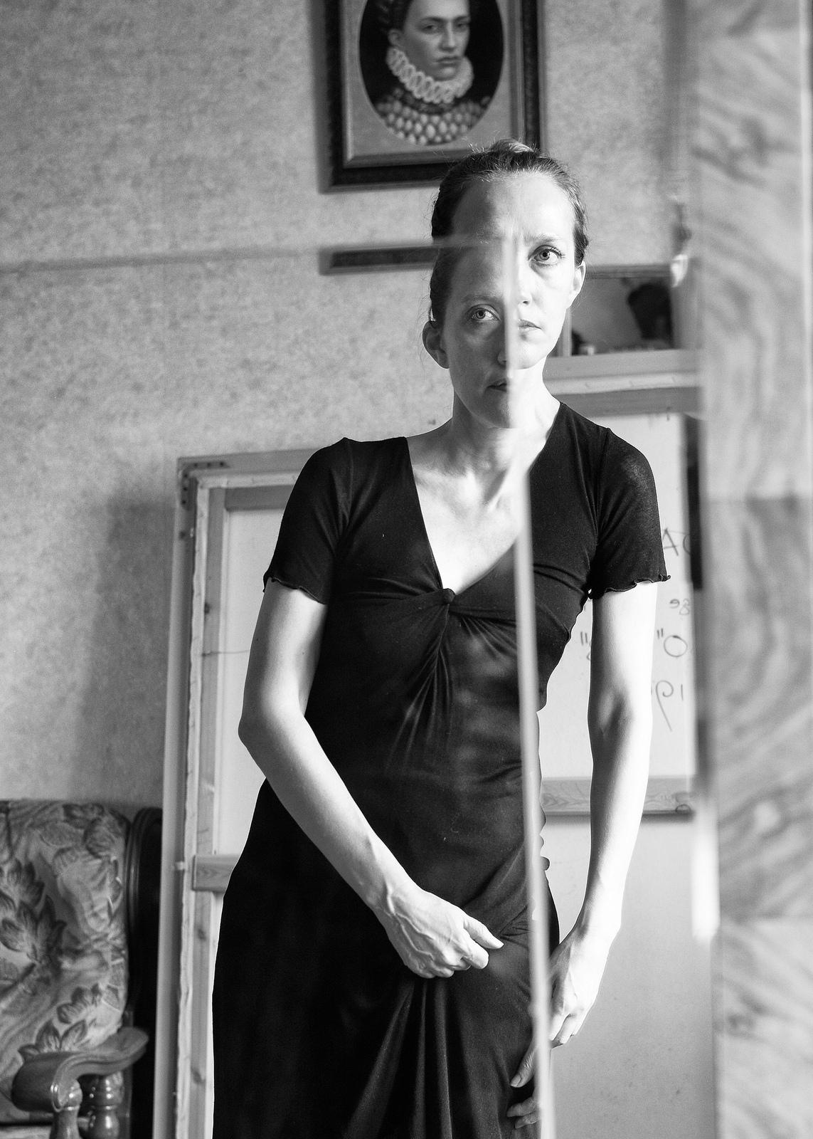 Anastasia Potekhina confine