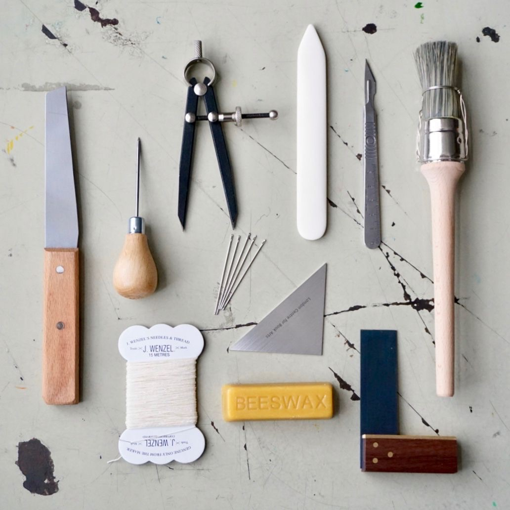 Complete Bookbinding Tool Kit 1