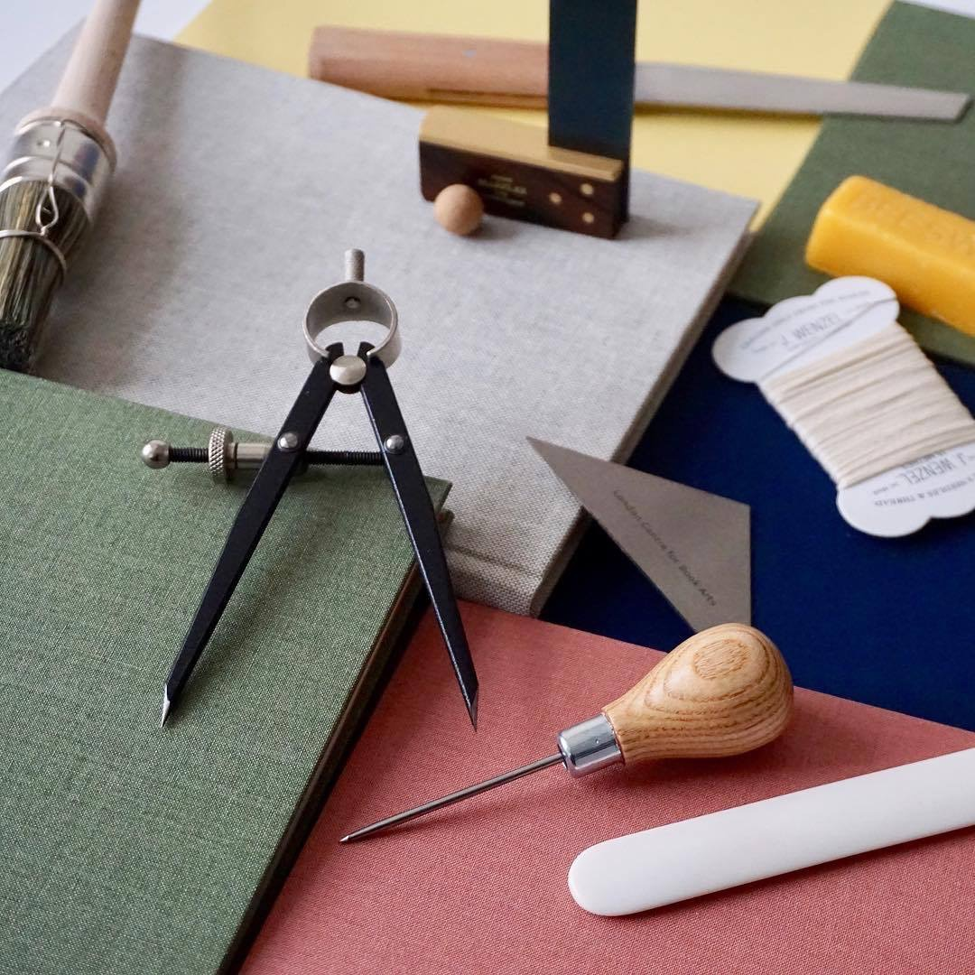 Complete Bookbinding Tool Kit 3