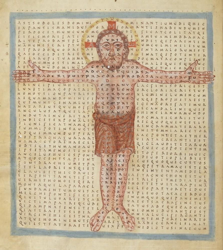 De laudibus sanctae crucis 18