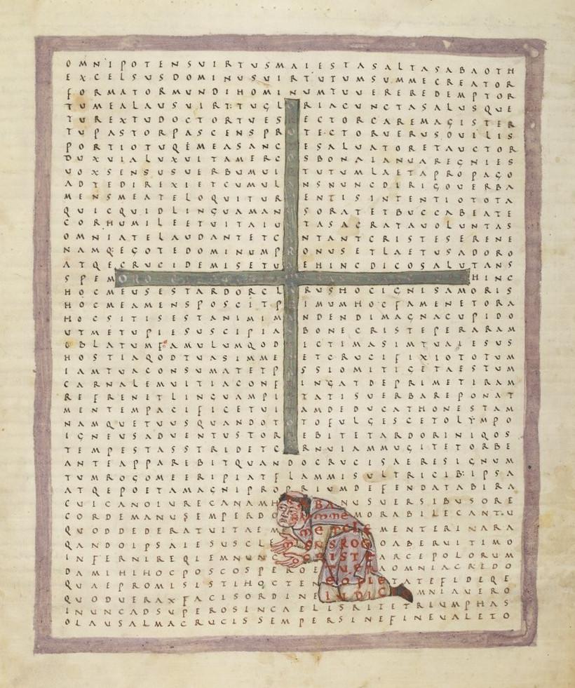 De laudibus sanctae crucis 23