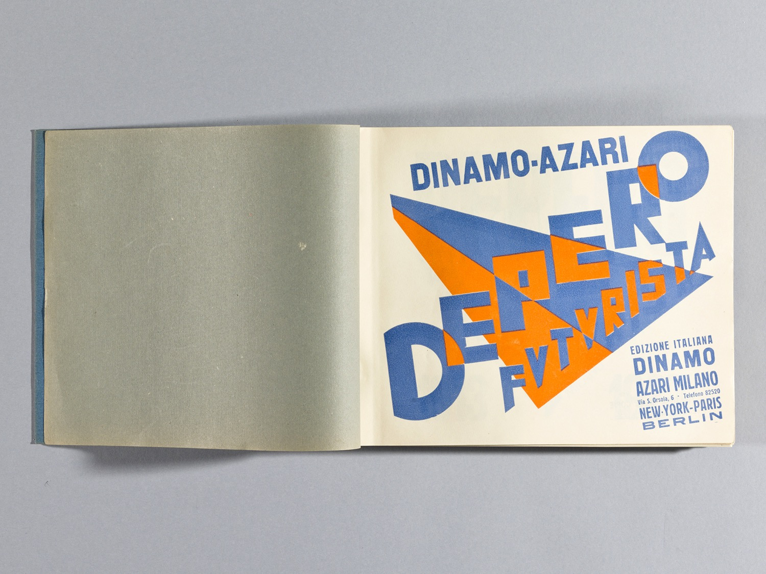 Depero Bolted Book 03