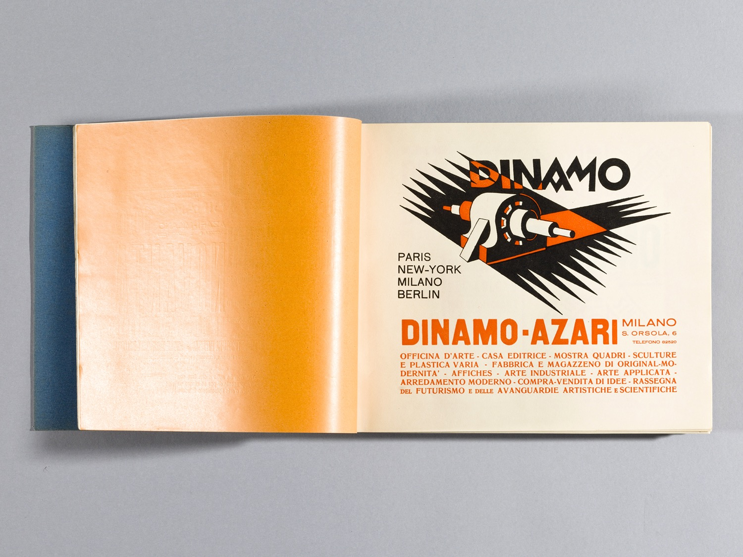 Depero Bolted Book 06