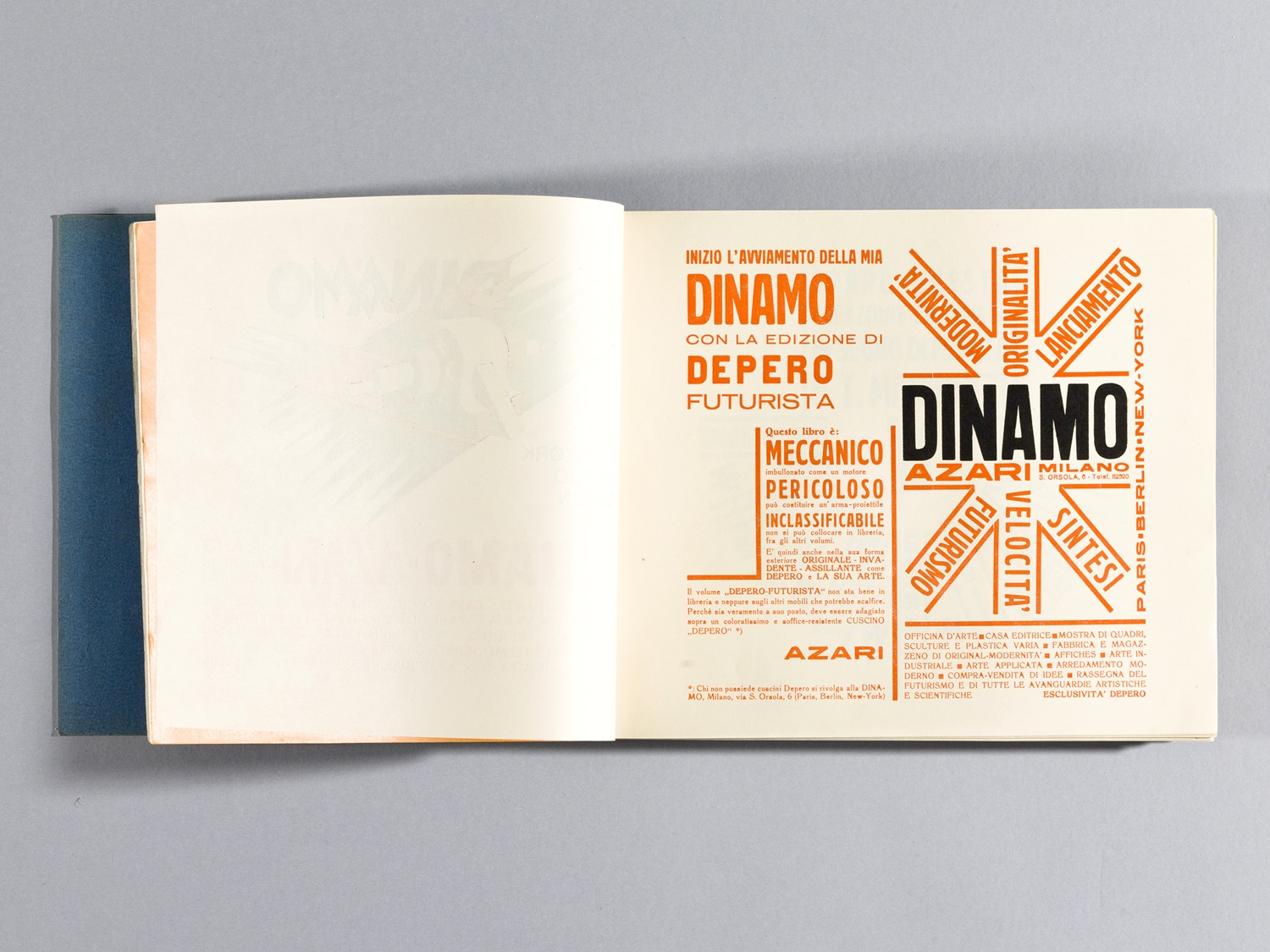 Depero Bolted Book 07