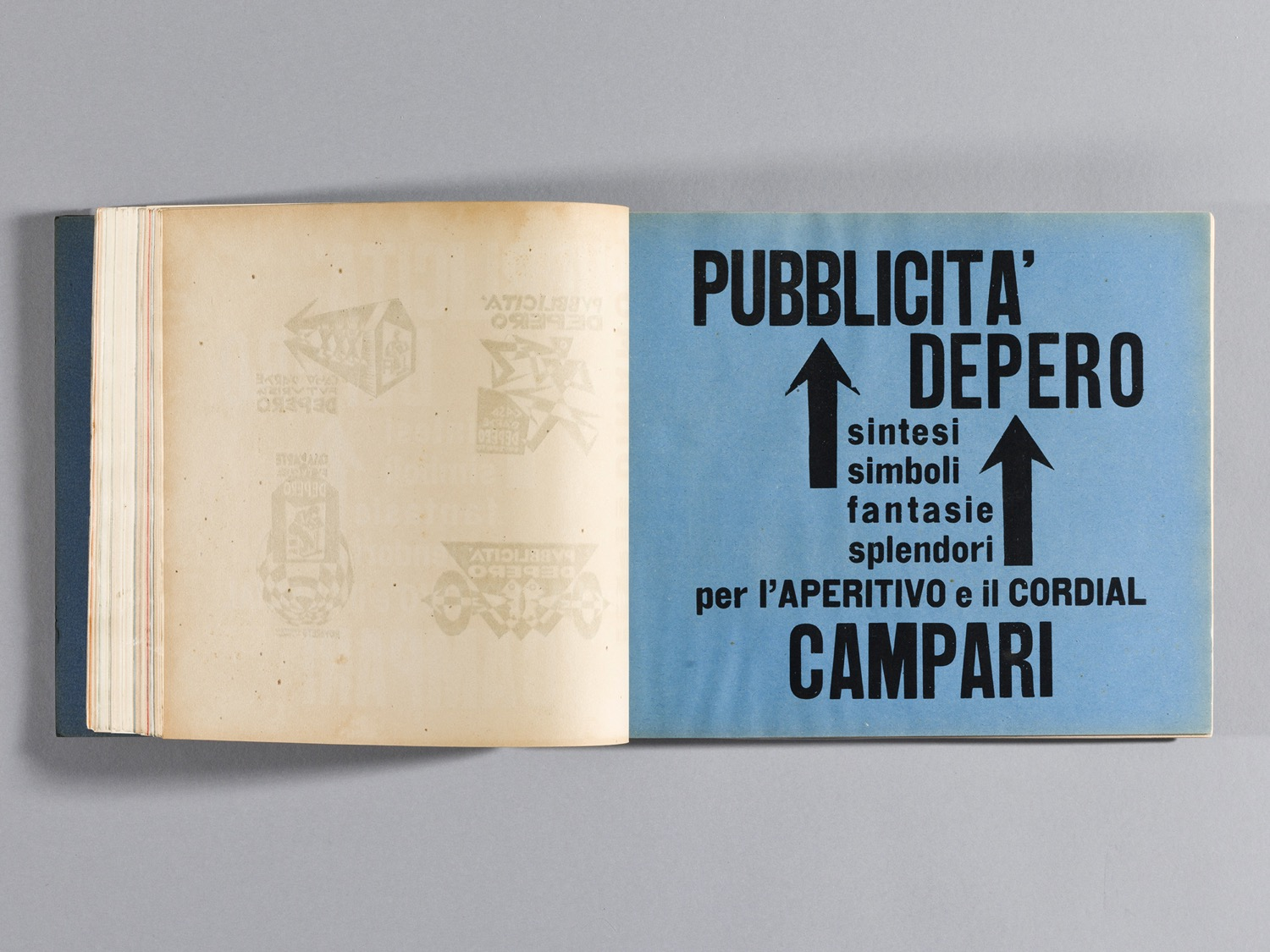 Depero Bolted Book 100
