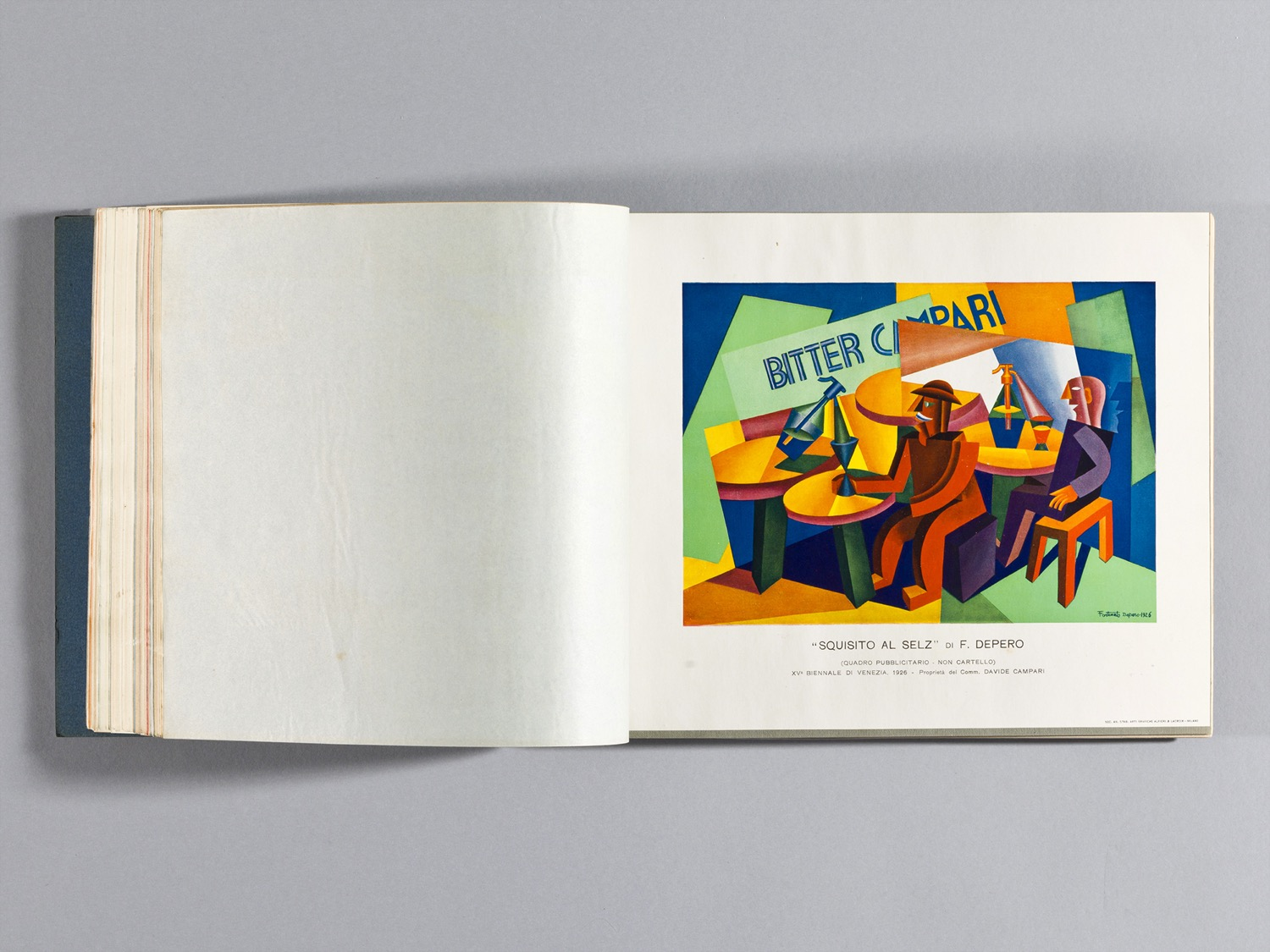 Depero Bolted Book 102