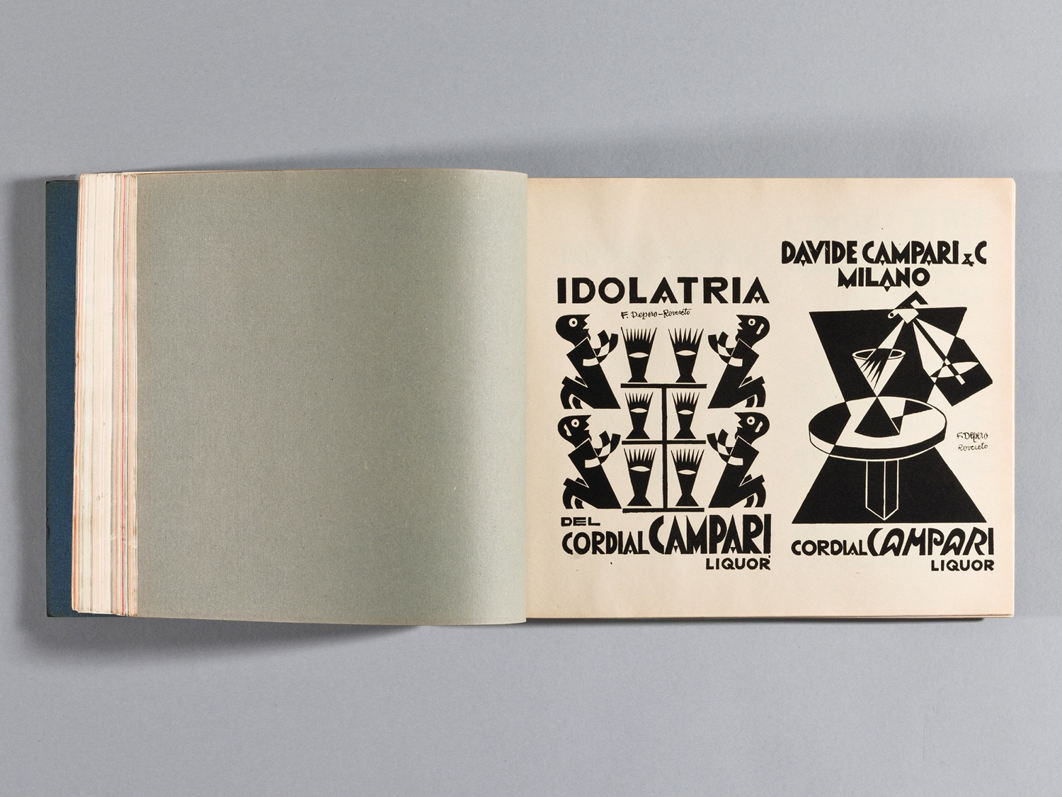 Depero Bolted Book 104