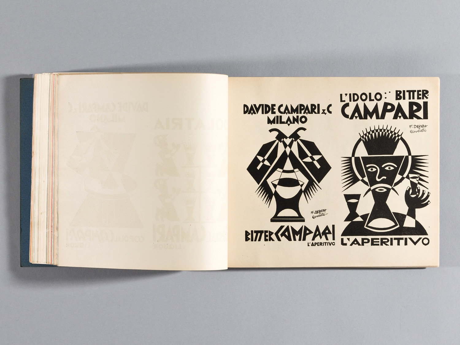 Depero Bolted Book 105
