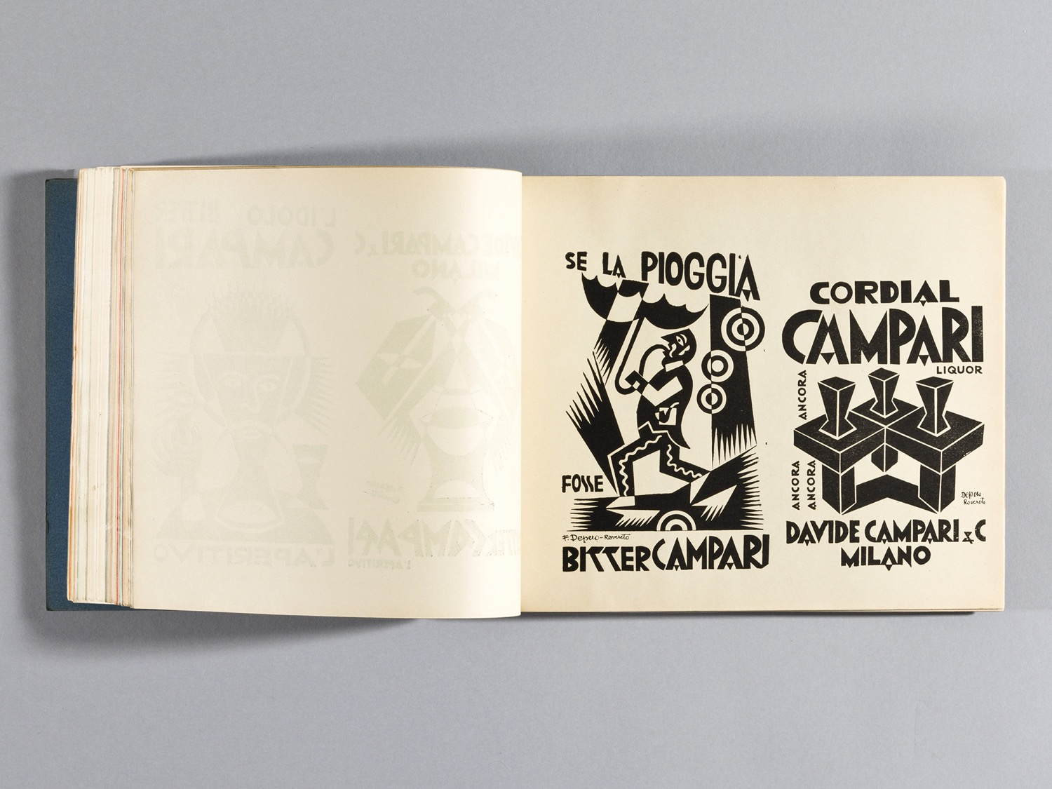 Depero Bolted Book 106
