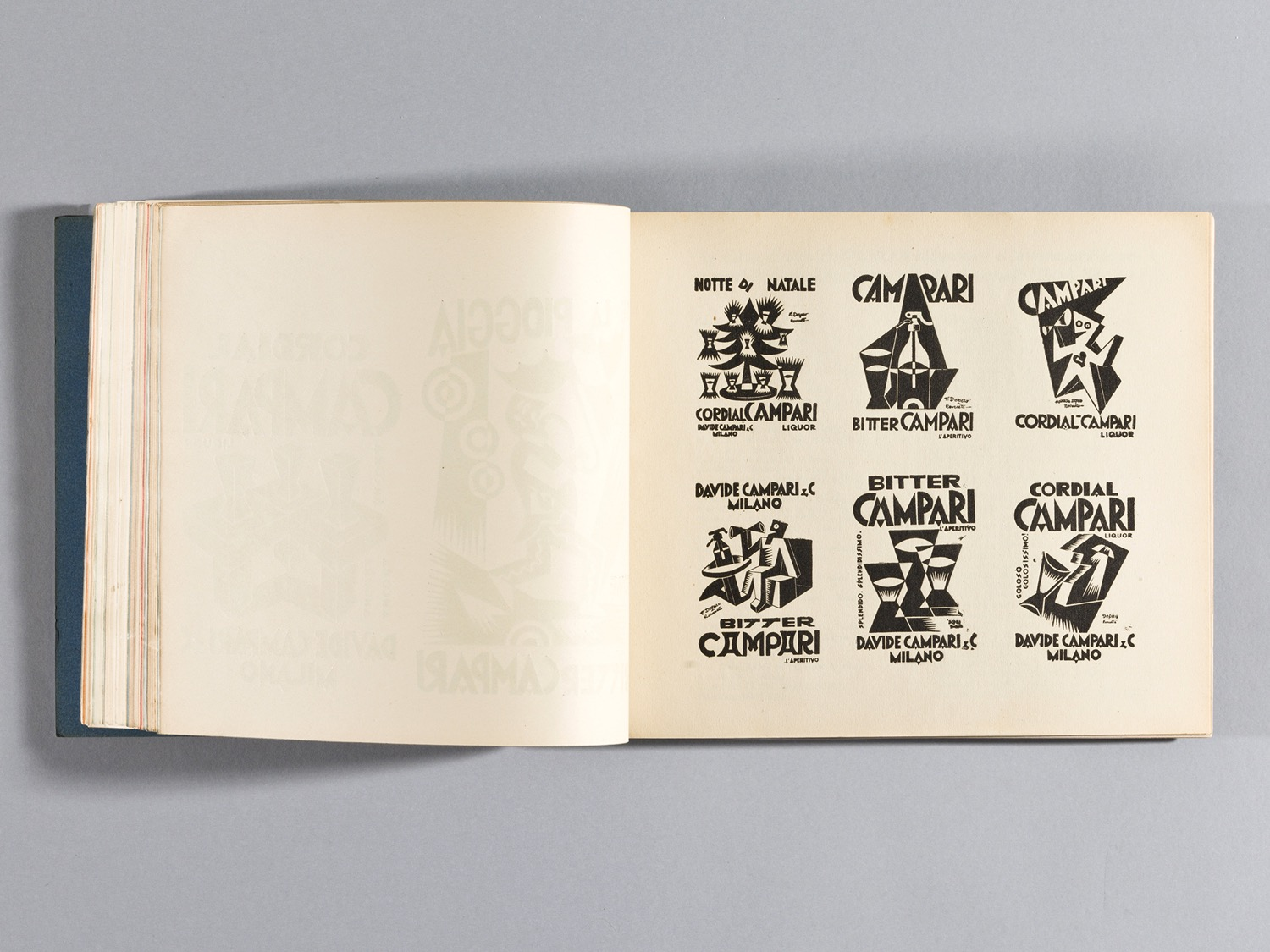 Depero Bolted Book 107