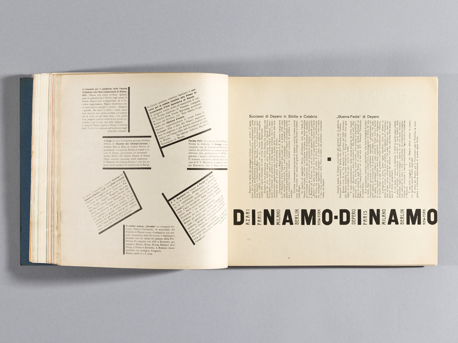 Depero Bolted Book 112