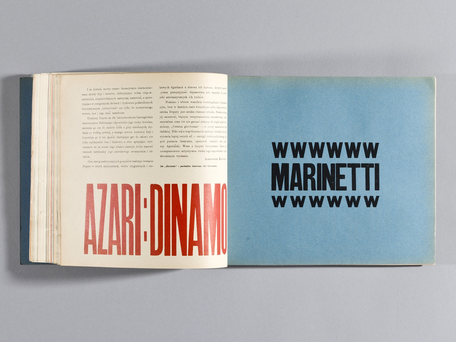 Depero Bolted Book 114