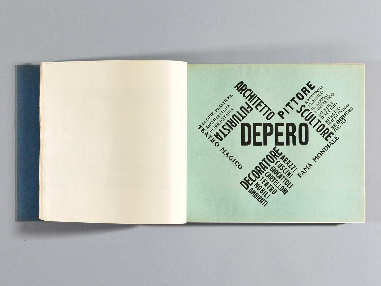 Depero Bolted Book 28