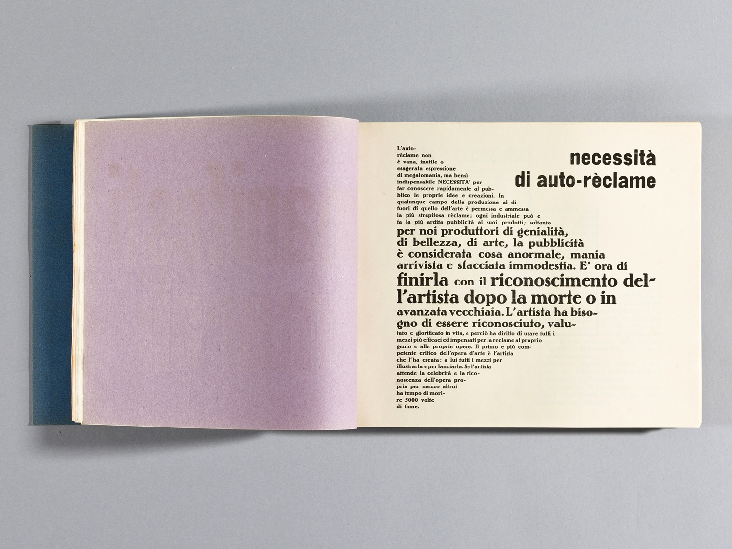 Depero Bolted Book 30