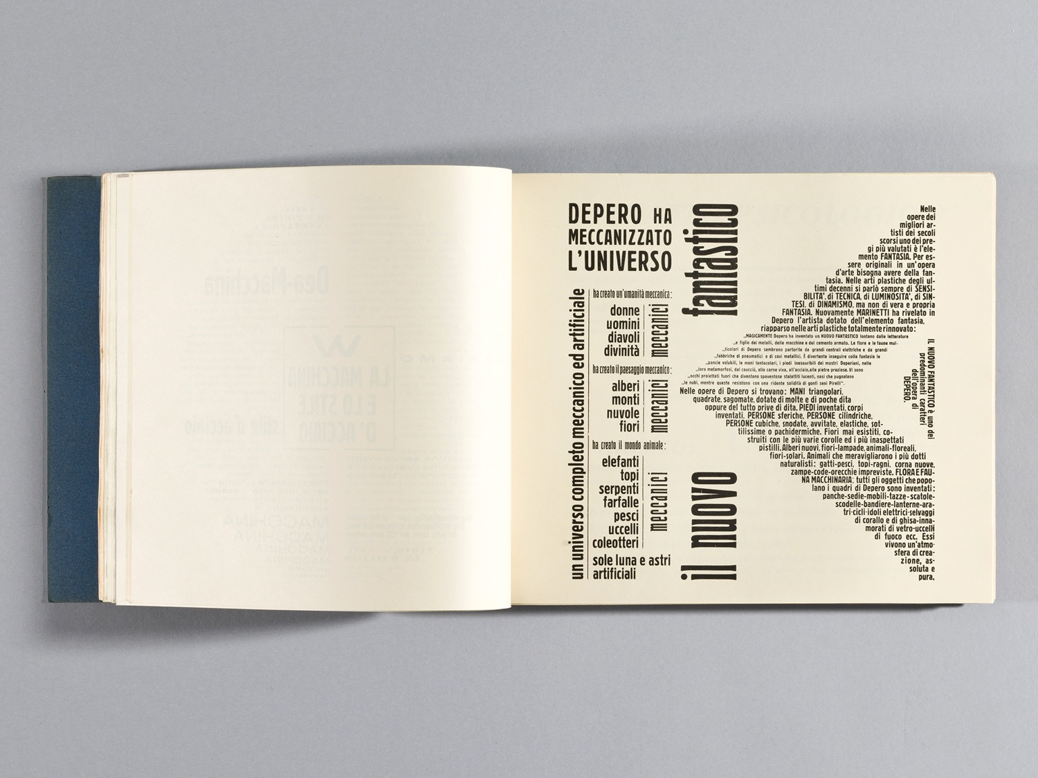 Depero Bolted Book 39