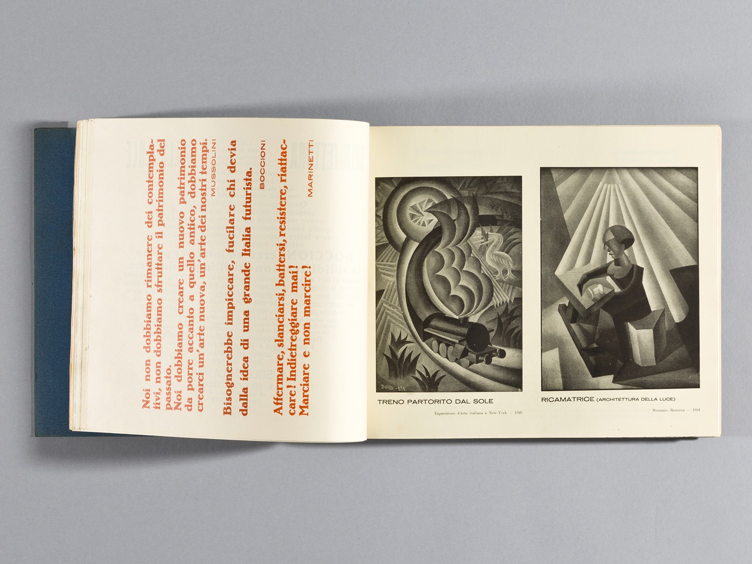 Depero Bolted Book 44
