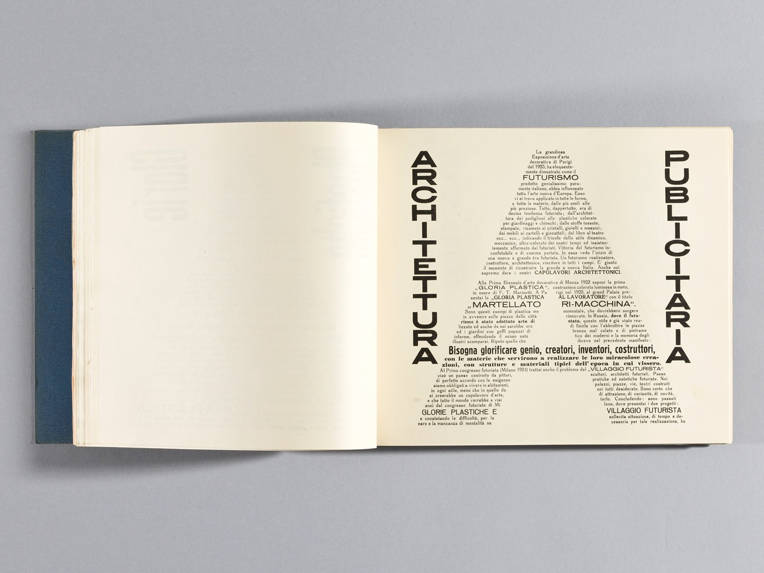 Depero Bolted Book 46