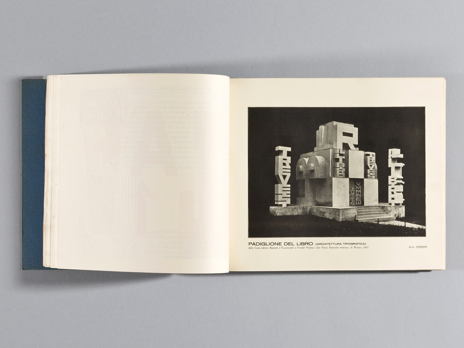 Depero Bolted Book 50