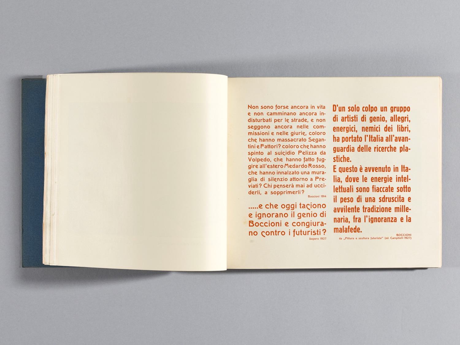 Depero Bolted Book 52