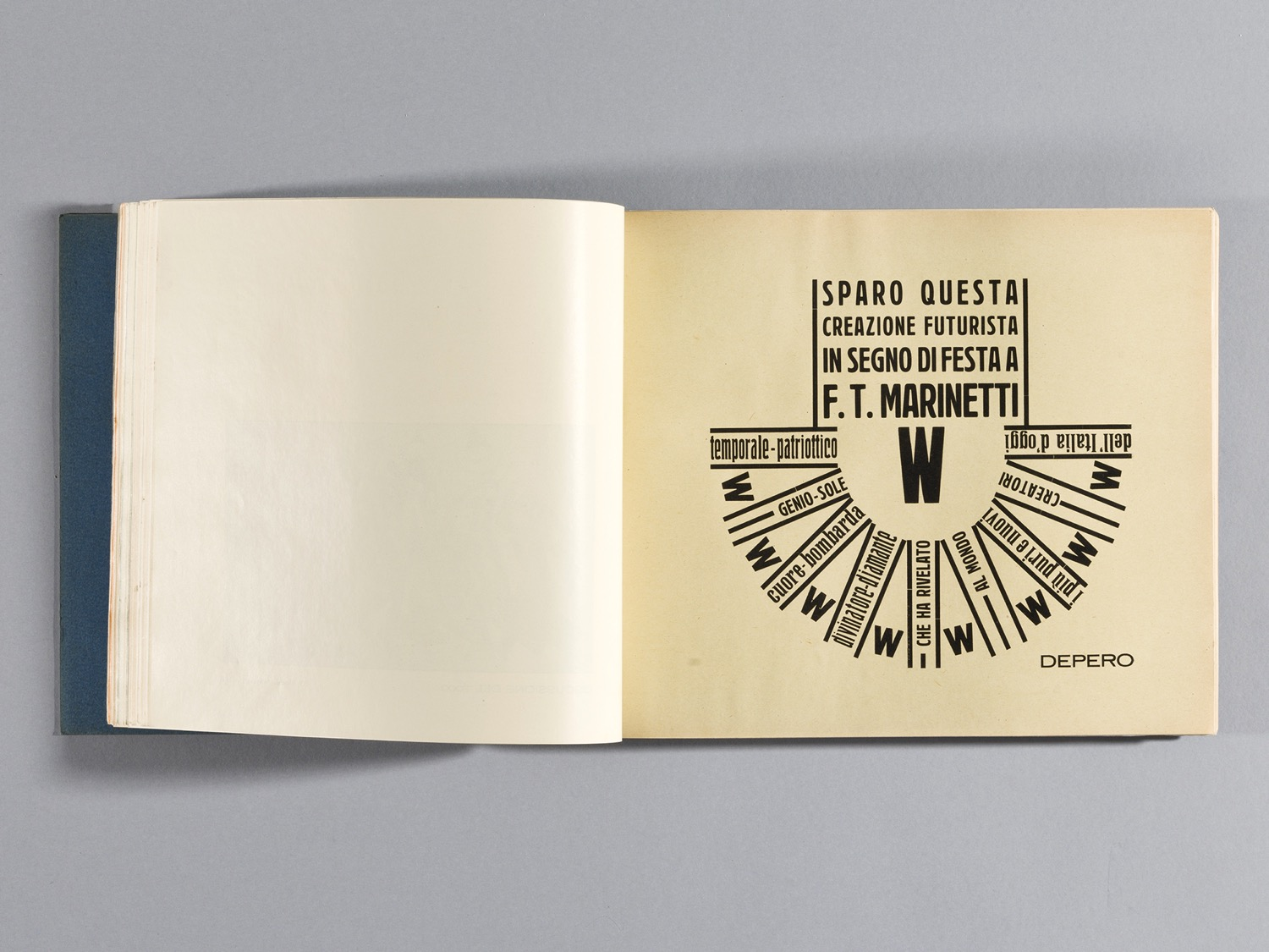 Depero Bolted Book 58