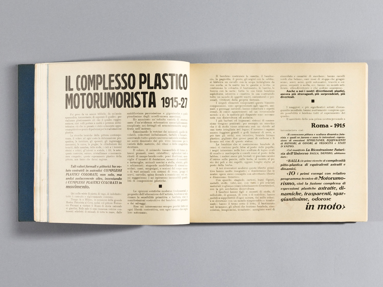 Depero Bolted Book 62