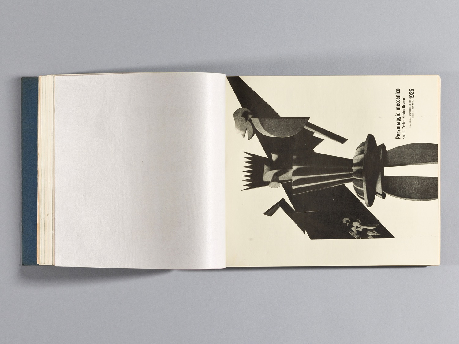 Depero Bolted Book 68