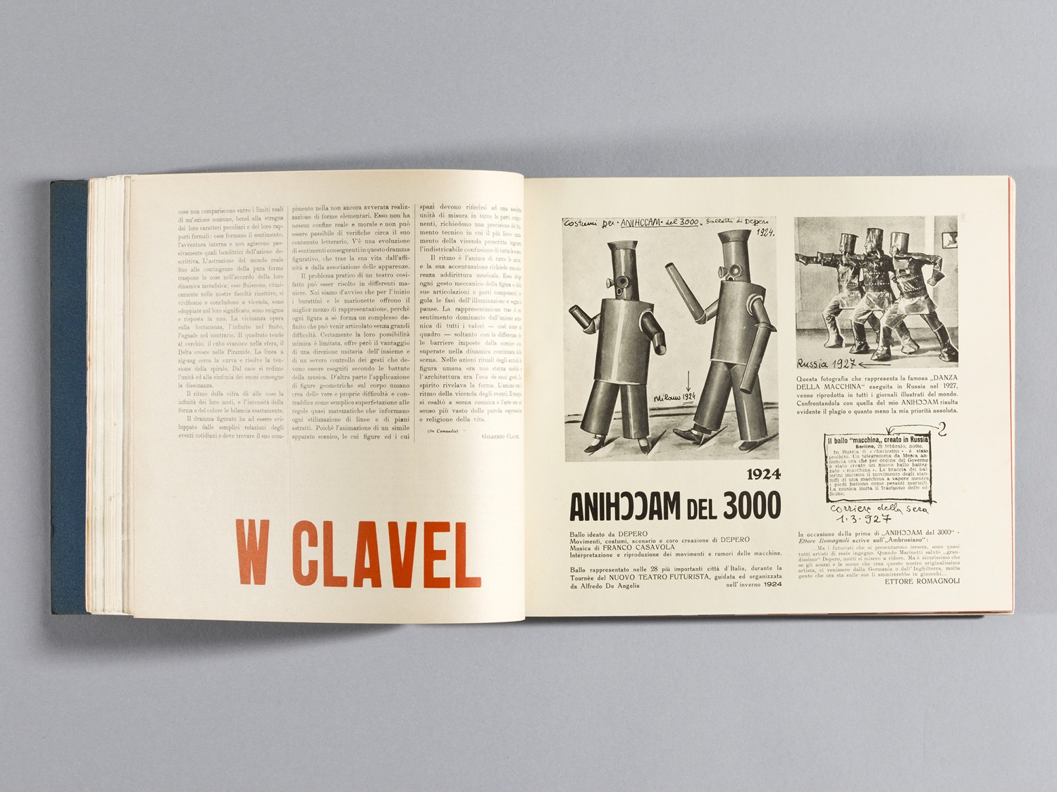 Depero Bolted Book 76