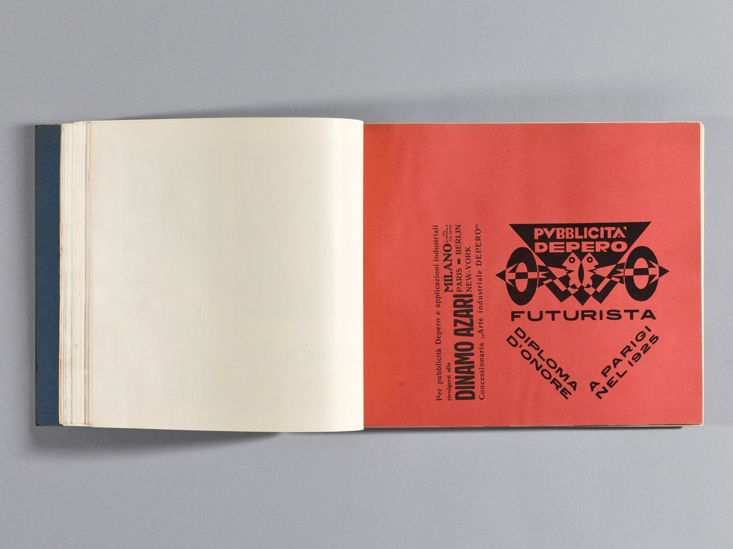 Depero Bolted Book 77