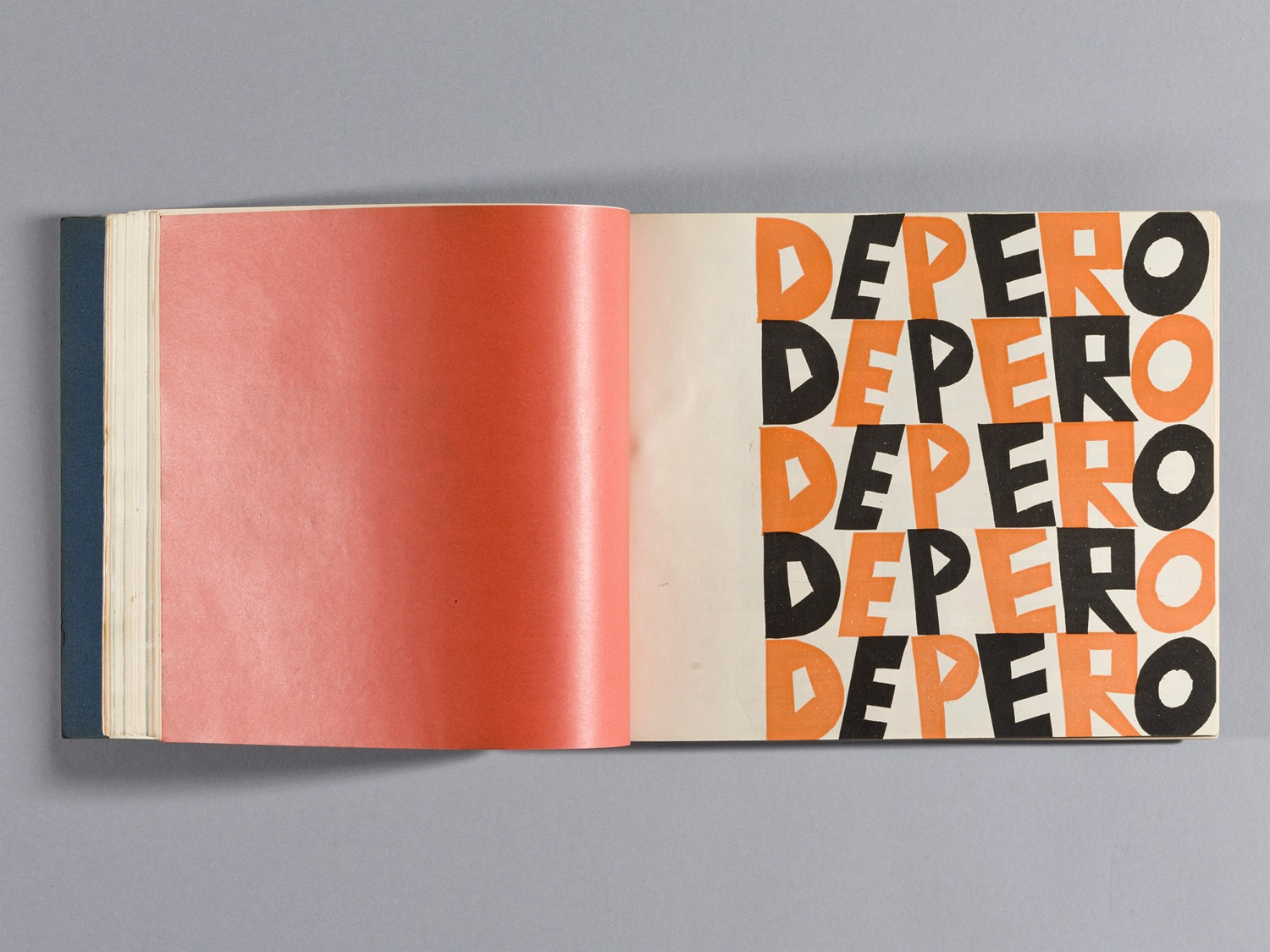 Depero Bolted Book 78