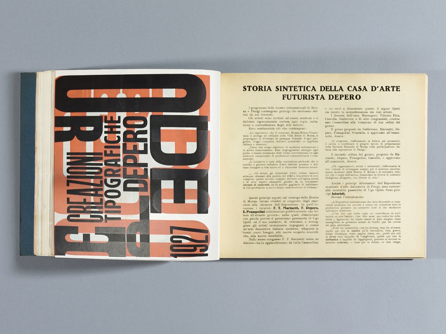Depero Bolted Book 79