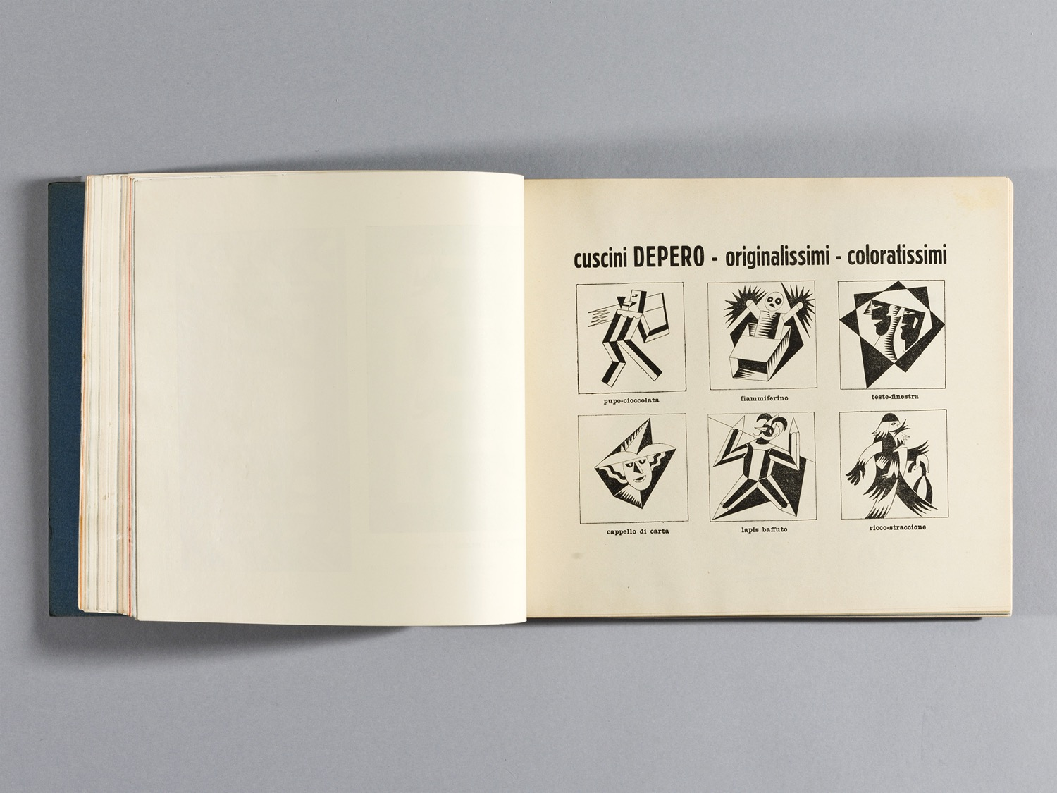 Depero Bolted Book 88