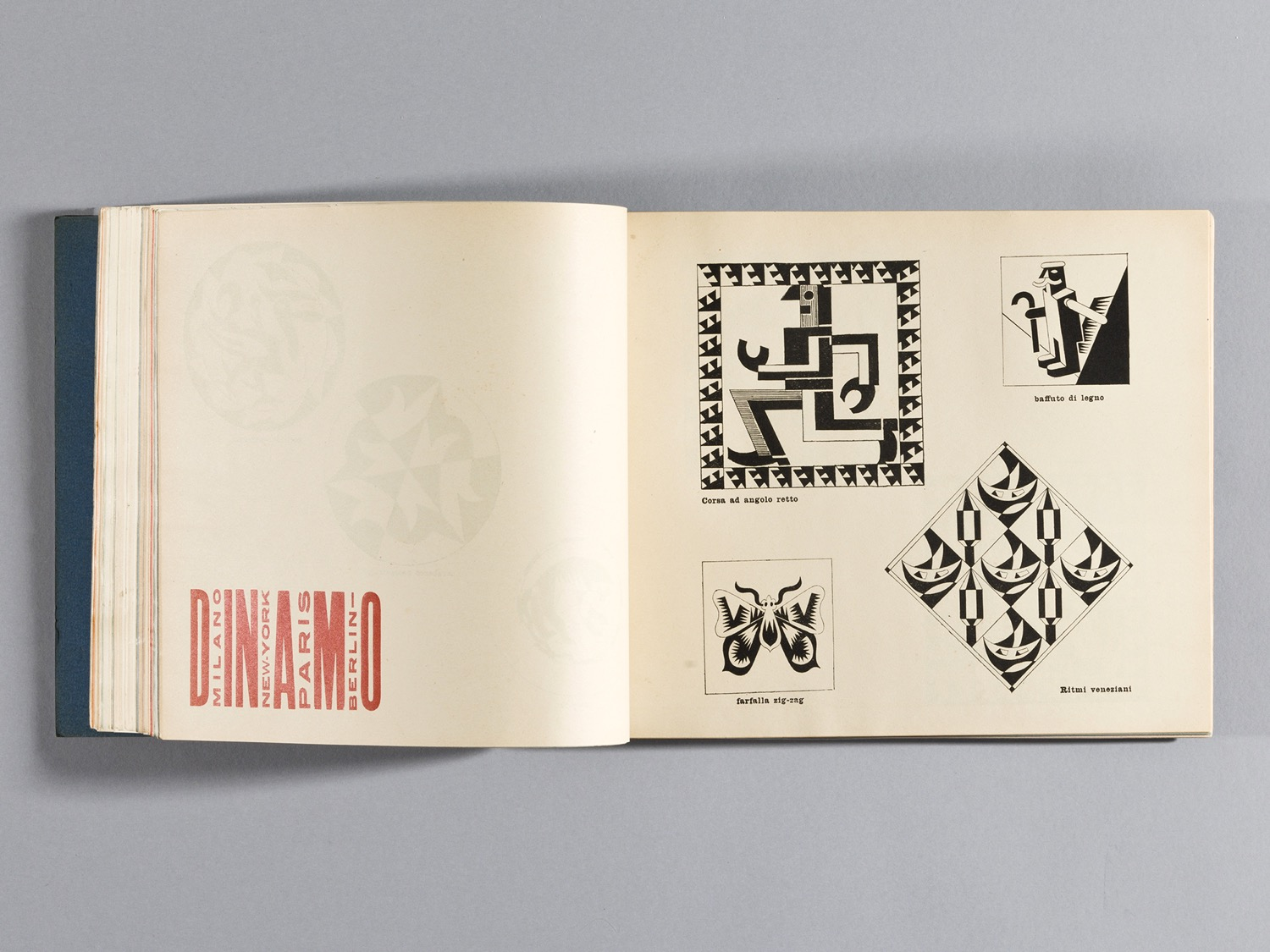 Depero Bolted Book 91