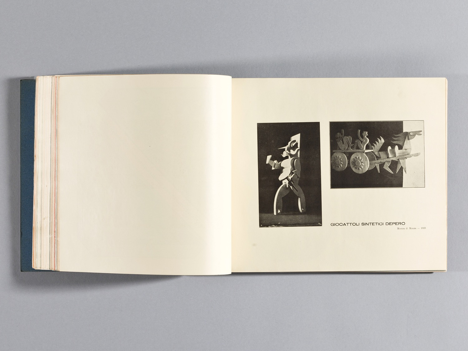 Depero Bolted Book 96