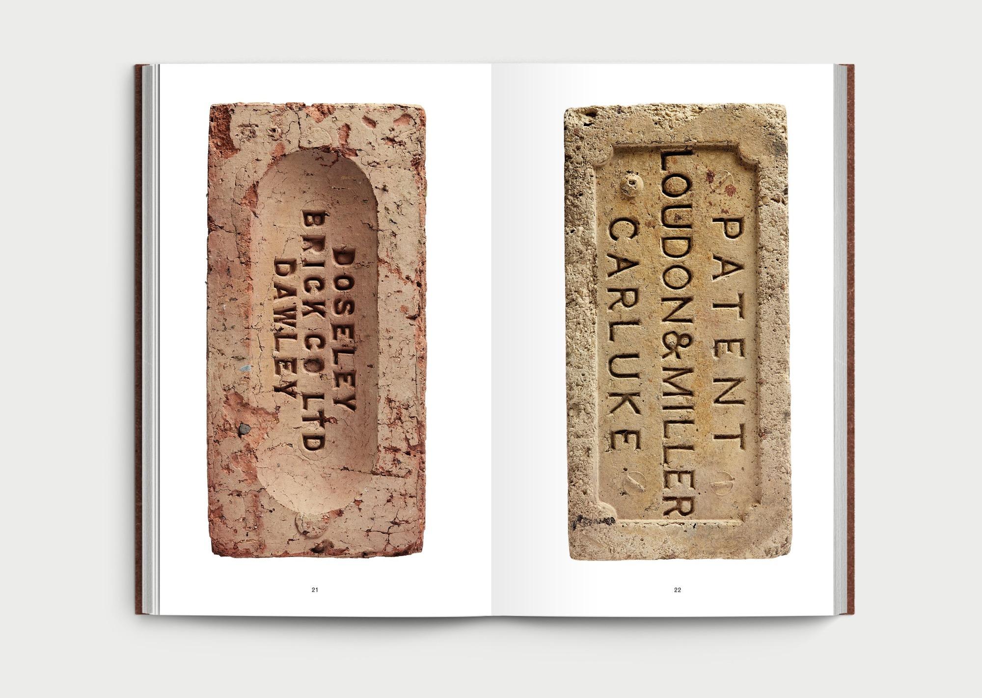 Brick Index: un libro dedicato al design dei mattoni