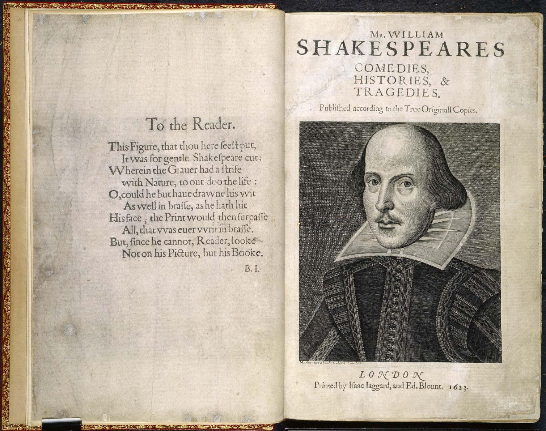 I quattro uomini che hanno salvato Shakespeare