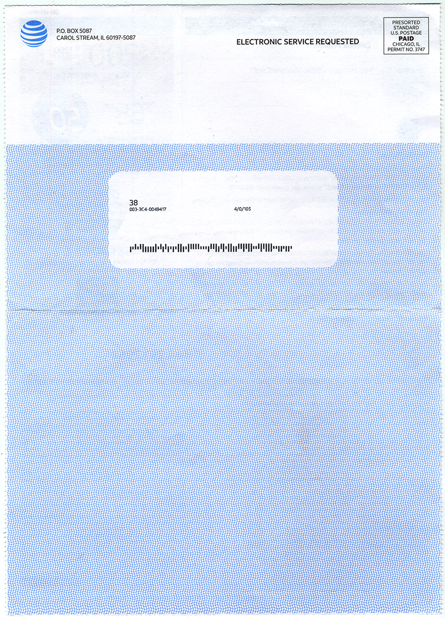 envelope collection 2