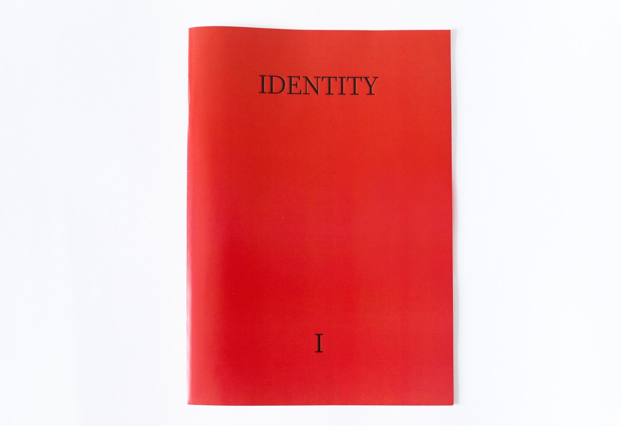 identity fanzine 1