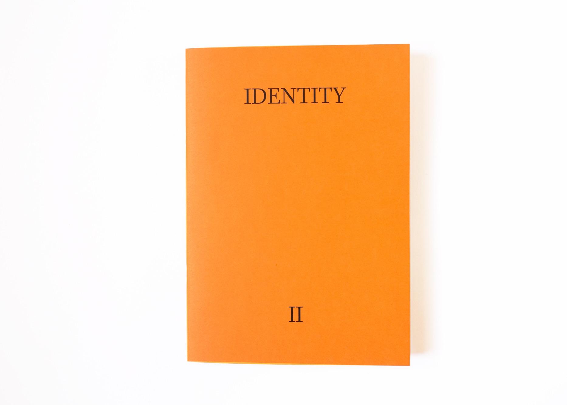 identity fanzine 5