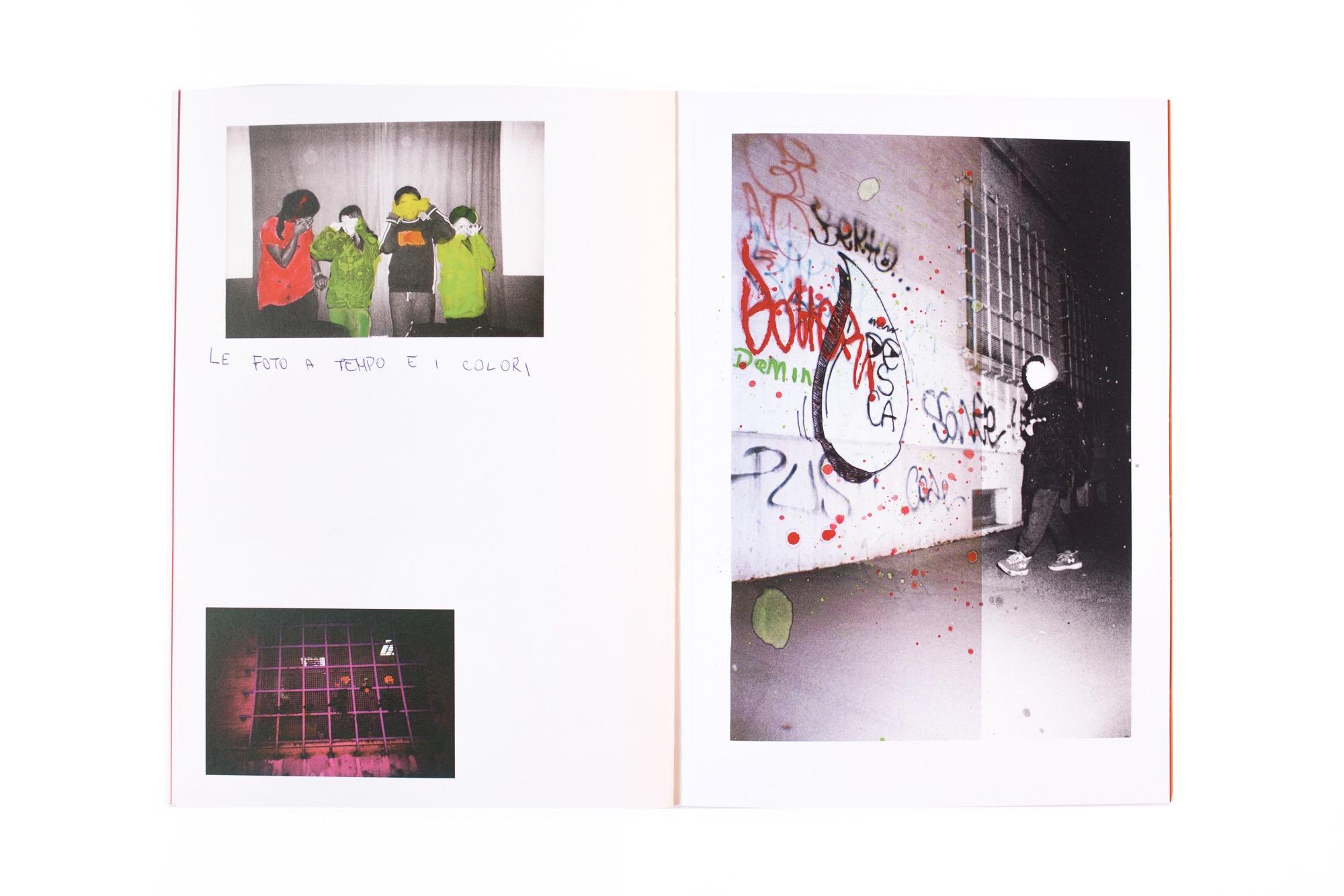 identity fanzine 8
