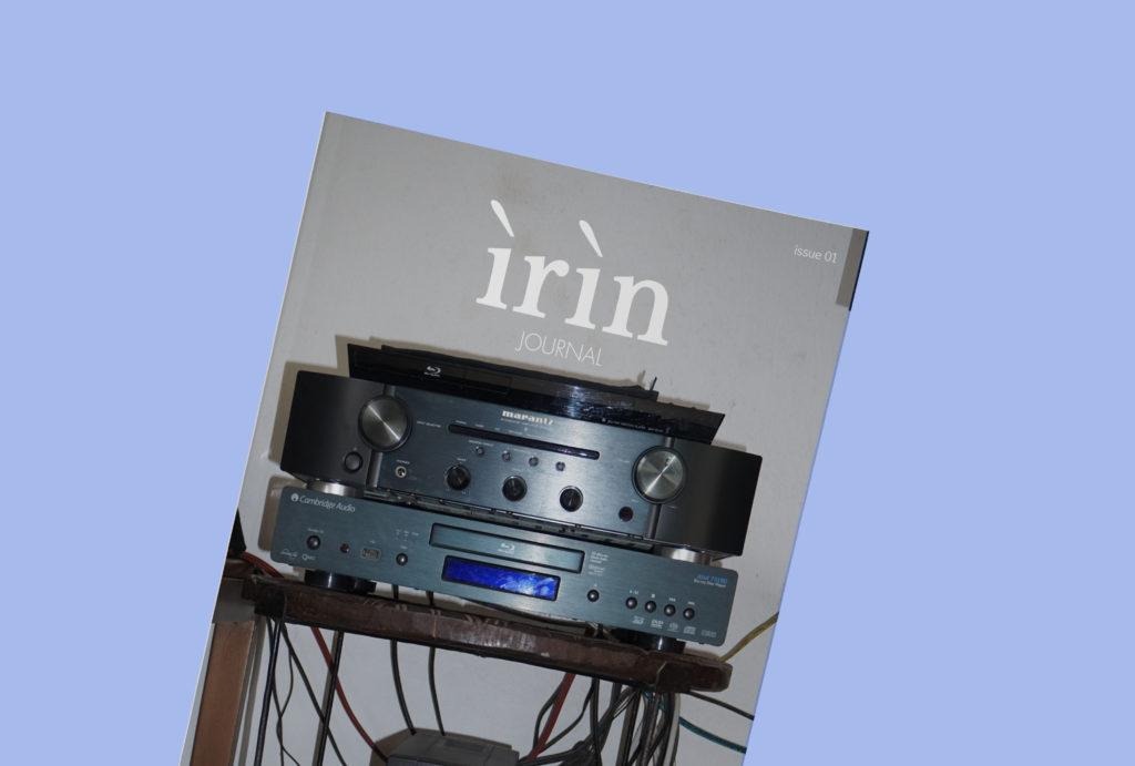 irin journal 1