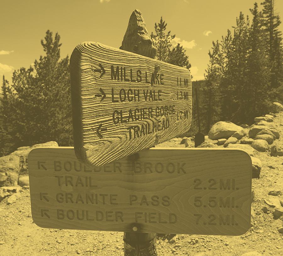national park font 3