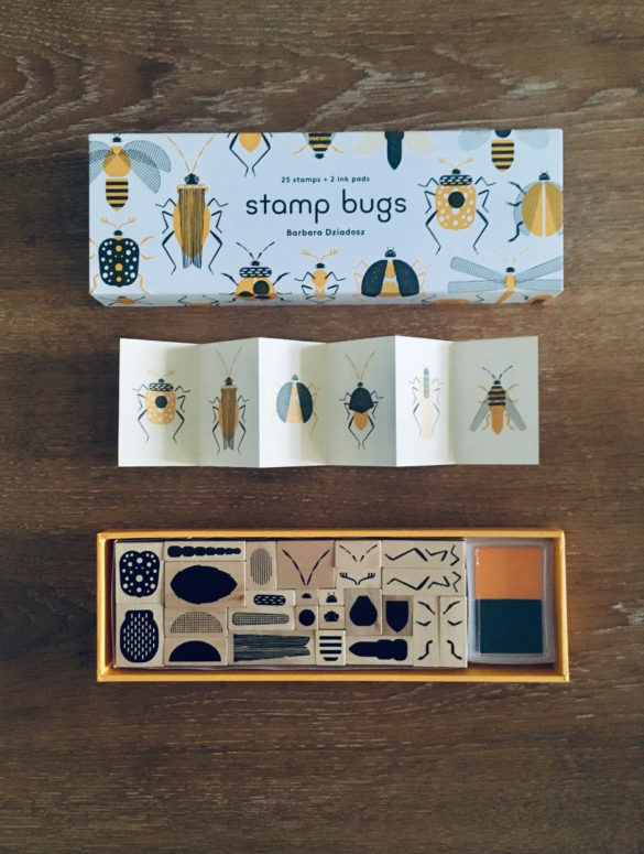 stamp bugs pap 1