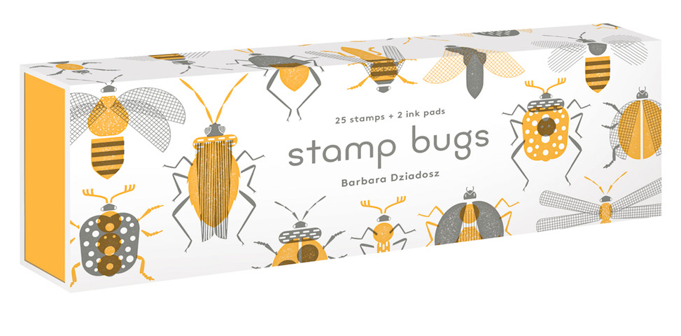 stamp bugs pap 4