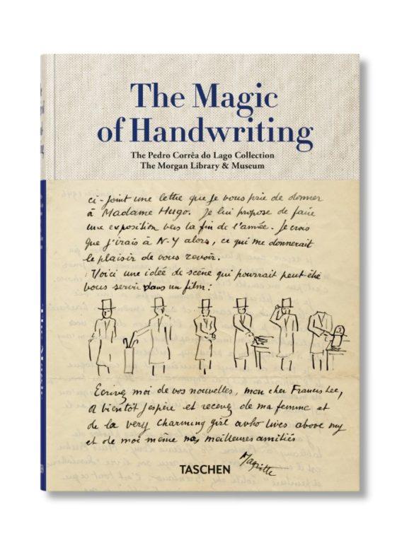 the magic of handwriting taschen 0