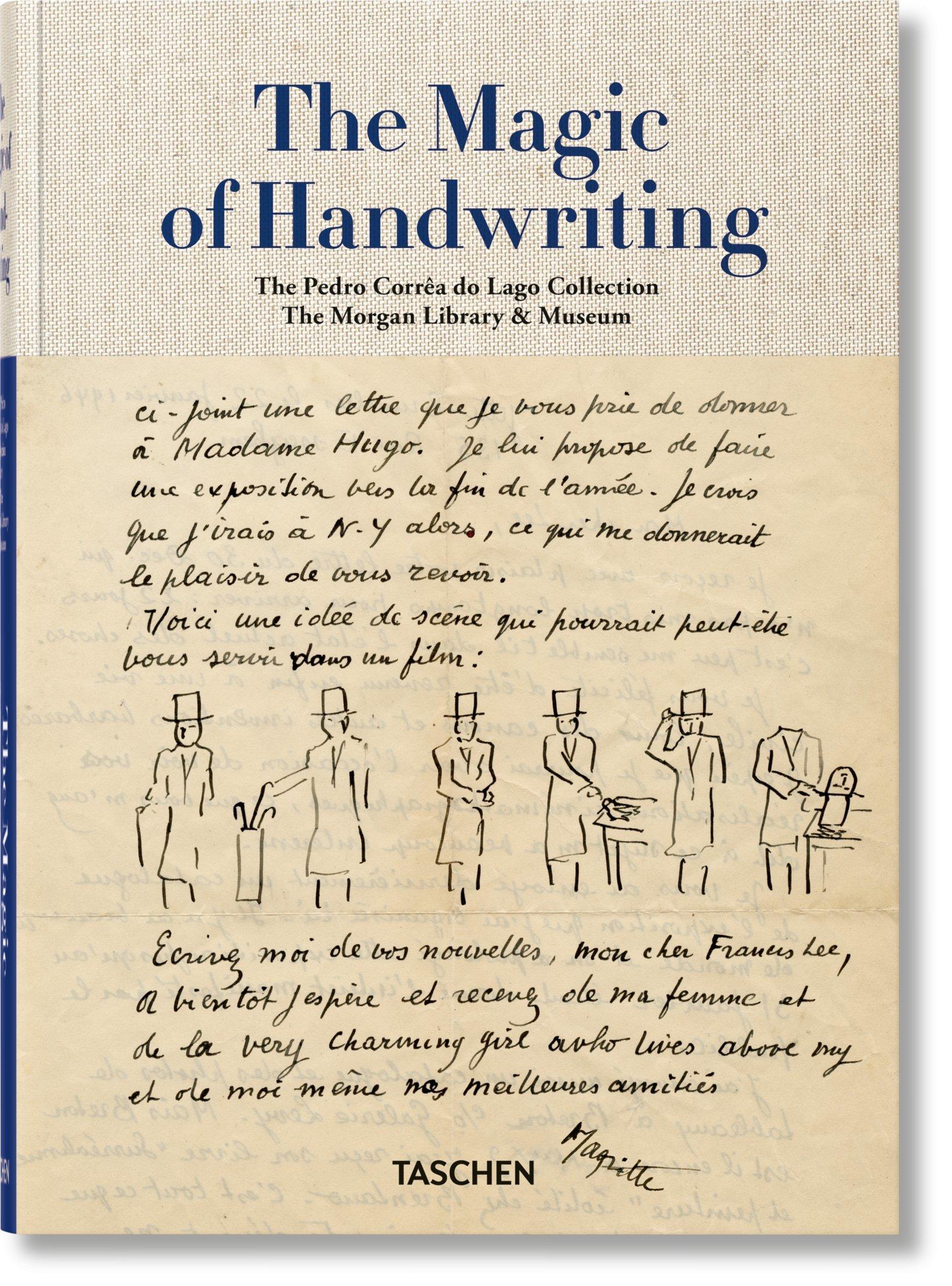 the magic of handwriting taschen 1