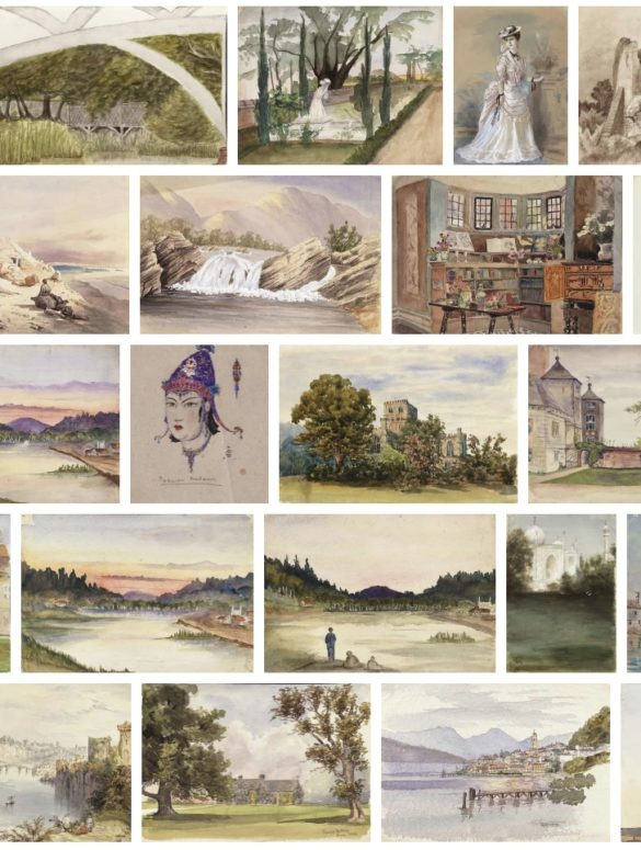 the watercolour world 1